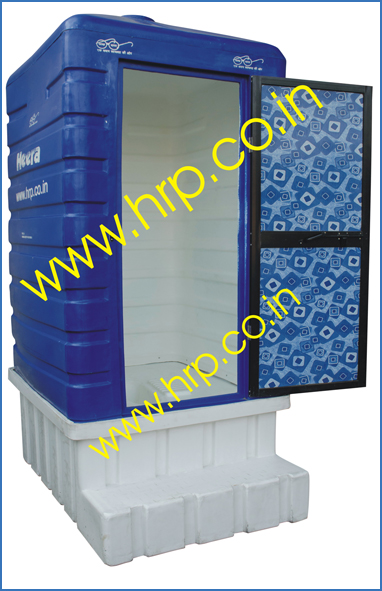 Rotomolded Protable Plastic Toilet & Cabins